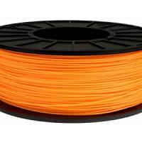 ABS-пластик (AБС-нить), 0.75кг, Оранжевый