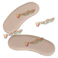 5 пар обуви липкую ткани обратно пятки вставки стельки колодки подушки  вкладыша ручки d1d6b6b9932ee