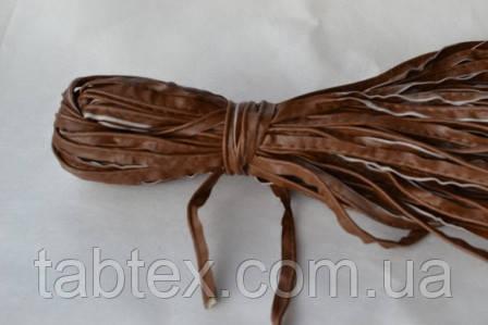 Кант матовый коричневый 50 ярд.