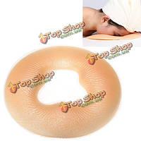 Мягкий slilicone лицо колыбели поддержки подушки держатель подушки массажная кровать салон красоты удобные спа