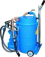 Промышленный пылесос FS-216 для сбора металлической стружки и СОЖ