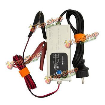 12v 5а автоматической смарт-свинцово-кислотный аккумулятор зарядное устройство 240В Автомобильное зарядное устройство