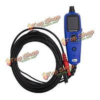Электрическая система диагностического инструмента напряжения и неразрывности тестеры AC / DC тест вольт пера