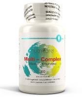 Малти Комплекс США Арго витаминно-минеральный комплекс, укрепляет иммунитет, для кожи, витамин А, Е, С, В