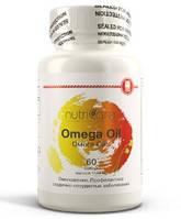 Омега Ойл США Арго (Омега 3, витамина Е, для сердца, сосудов, атеросклероз, давление, раны, ожоги, аллергия)