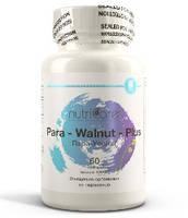 Пара Уолнат Плас США Арго  натуральное эффективное противопаразитарное средство, лямблии, аскариды, описторхоз