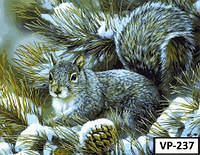 Картина на холсте по номерам VP 237 40x50см