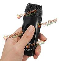 Мини портативный ручной микрофон караоке плеер дома КТВ