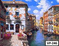 Картина на холсте по номерам VP 246 40x50см