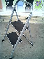 Лестница-стремянка на 2 ступени люкс