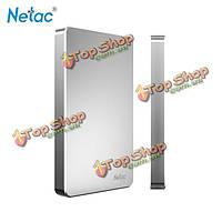 Netac K330 USB жесткий диск 500GB 1tb металлический материал 3.0 Внешние жесткие диски