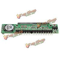 Жесткий диск на 44 контактный разъем IDE адаптер конвертер для ноутбука ноутбук SATA 2.5inch последовательный
