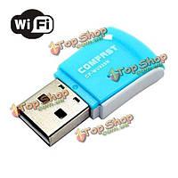 Корень МВ-wu825n 300 Мбит / с мини беспроводной сети 802.11 Г/Б/N USB адаптер