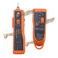 Сети телефонный кабель провод tracker в тонер индикаторного тестера