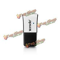 Тенда w311m 150mbps мини беспроводной WiFi 802.11 b/г/п сетевой адаптер