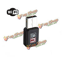 150м Mini беспроводной USB-адаптер беспроводной локальной сети карты 802.11 N/G/б