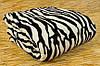 Плед из микрофибры Зебра, 160*210, 200*220, Польша