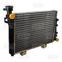 Радиатор вод. охлаждения ВАЗ 2107 (алюм.) (пр-во LSA)
