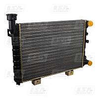 Радиатор вод. охлаждения ВАЗ 21073 инж. (алюм.) (пр-во LSA)