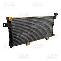 Радиатор вод. охлаждения ВАЗ 21214 (алюм.) (пр-во LSA)