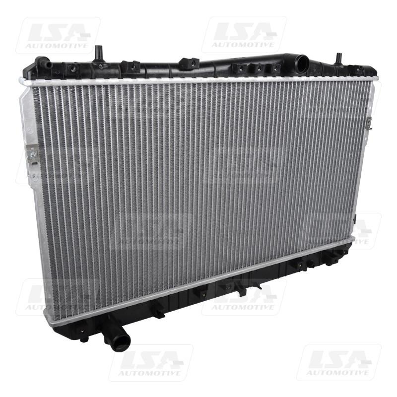 радиатор охлаждения chevrolet lacetti 1.6 основной мкпп