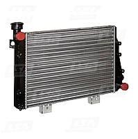Радиатор вод. охлаждения ВАЗ 2106 (алюм.) (пр-во LSA)