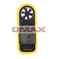 GM-816 портативный цифровой анемометр, фото 1