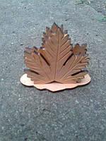 Подставка под салфетки из дерева, фото 1