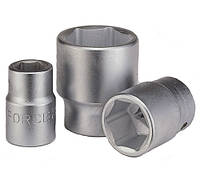 Головка торцевая 3/4 дюйма, 6 граней, 28 мм Force
