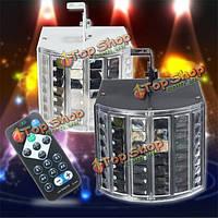 6w LED RGB звук Активизированный dmx512 этап Строб эффект освещения DJ диско-бар вечеринка