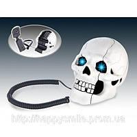 """Необычный телефон """"Череп"""", Phone skull, оригинальный подарок"""