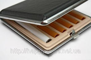 Электронная сигарета в портсигаре, Е-cigarette in cigarette case