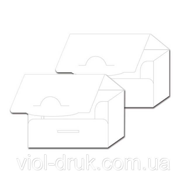 Коробки для визиток. Печать и изготовление коробок для визиток.