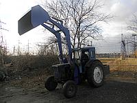 Фронтальный погрузчик КУН на трактор Т-40