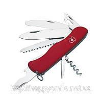Victorinox 0.8383 Нож красный нейлон FIREMAN