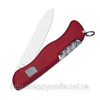 Victorinox 0.8823 Нож красный нейлон ALPINEER