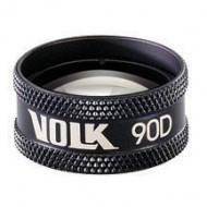Линза  Volk 90D Clear- Black Ring