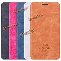 PU Flip карты бумажник кожаный подставка чехол для MOFI Original Oneplus 3