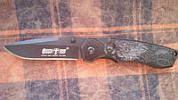 Нож складной Dragon. Качественный ножик для туризма, рыбалки из хорошей стали. Оригинальные фото