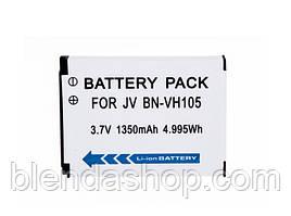 Акумулятор BN-VH105 (SLB-10A) - аналог для камер JVC - 1350 ma
