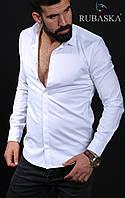 Рубашка мужская с длинным рукавом.  RSK-3065, фото 1