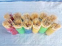 Зубочистки деревянные