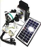 Портативная универсальная солнечная система GDLITE GD-8023 MS