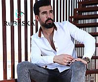 Рубашка мужская с длинным рукавом.  RSK-3071, фото 1