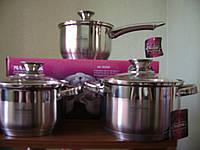 Набор посуды 6 предметов Максмарк МК-3506Е