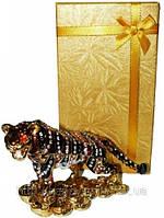 Оригинальный сувенир из Китая шкатулка (Тигр)