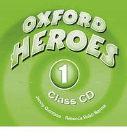 Oxford Heroes 1 Class Audio CDs (2)