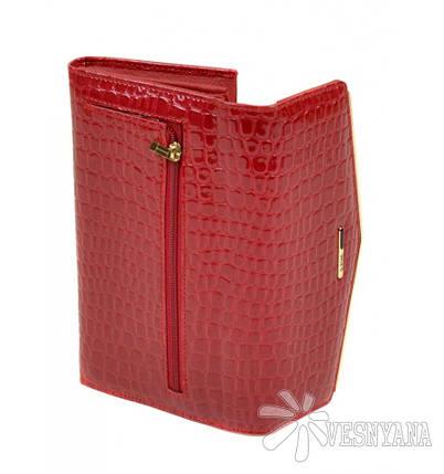 Элегантный женский кошелек Rose кожа Dr.Bond WS-8, фото 2