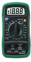 Цифровой мультиметр тестер вольтметр TS-830L-GREEN    .dr