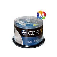 CD-R диски Hewlett-Packard (НР) 700 MB 52x box/50